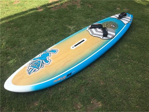2014  Starboard 86 Nuevo And Windsurfing Gear