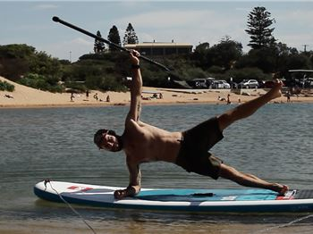 Fancy trying SUP fitness? - Stand Up Paddle News