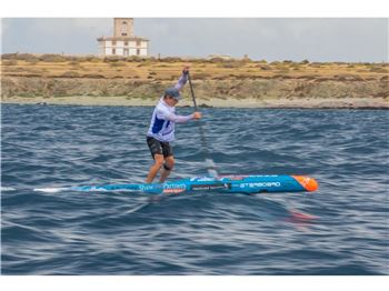 Aussies dominate SUP EuroTour - Stand Up Paddle News