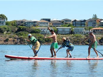 Perth Dragon World Series Event - Stand Up Paddle News