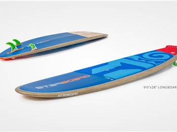 Starboards new long board - Stand Up Paddle News