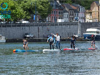 Namur SUP Tour - Stand Up Paddle News